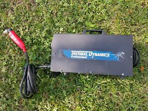 Thermal Dynamics Aircut 15c Portable Plasma Cut System W built in Air Compressor