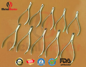 Distal End Cutter Tc Orthodontic Hard Wire Pin Cutter Veterinary Tools
