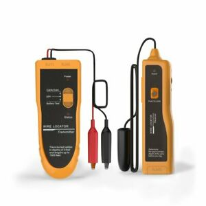 Kolsol Underground Cable Tester Wire Locator F02 With Earphone Free Shipping