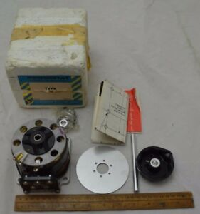 Nos Superior Electric Co Powerstat Type 21 Variable Transformer 0 140