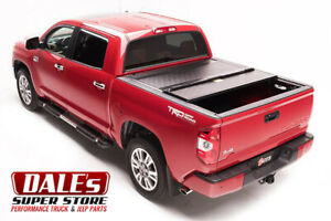 Bakflip G2 Folding Tonneau Cover For 07 18 Toyota Tundra 6 6 Bed With Track