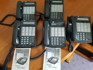 Complete 2 Vodavi Starplus Sts Phone System Pc Boards Too Working See Details
