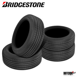 4 X New Bridgestone Ecopia Ep422 195 65r15 91h Grand Touring All season Tire