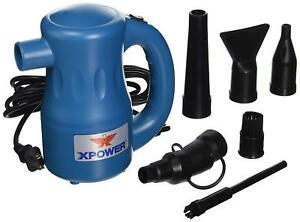 Xpower A 2 Airrow Pro Multi use Electric Computer Duster Dryer Air Pump Blue
