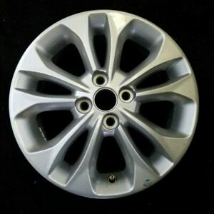 15 Inch 15x6 Chevy Spark 2019 19 Oem Factory Original Alloy Wheel Rim 42496076