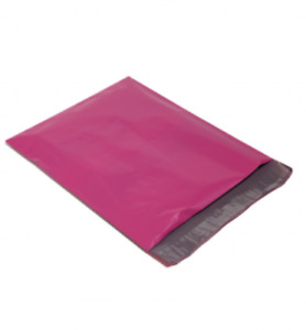 300 Bags 19x24 Pink Poly Mailer Large Plastic Shipping Bag 8 19 X 24