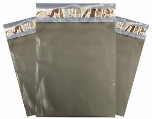 200 Bags 19x24 Black Poly Mailer Large Plastic Shipping Bag 8 19 X 24