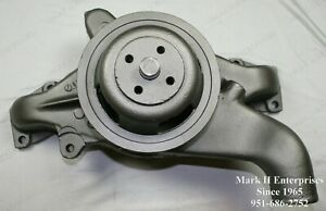 New 1963 1968 Lincoln Continental Water Pump With Gaskets 430 462 C I D
