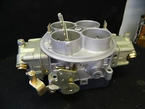 Holley List 4575 Ford Boss 429 Nascar Dominator Carburetor 1150 Cfm Restored