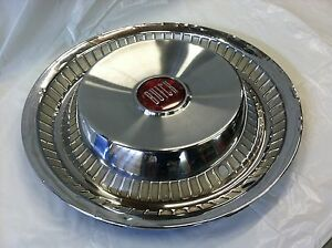 Vintage 1955 Buick 15 Hubcap Century Special Good Condition