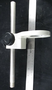 Holder And Post For Inspection Microscope With Adjustment Knob