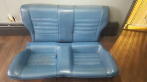 79 80 81 82 Toyota Celica Coupe Rear Back Blue Seats