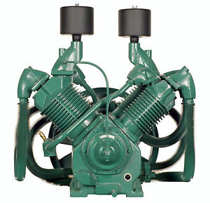 Champion R70a 3z411 20 25 30 Hp 2 Stage Splash Lub Compressor Pump