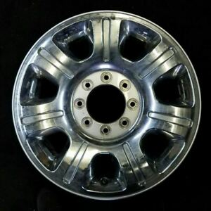 20 Inch Chrome Ford F250sd F350sd Pickup 2012 2016 Oem Factory Wheel Rim 3892