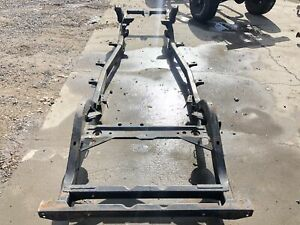 04 06 Jeep Wrangler Frame 4 0l 6 Cylinder Clean Straight Rust Free Lj Unlimited