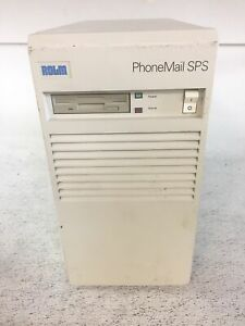 Rolm Siemens Phonemail 7653 Rel Spc System W 4x Cards Will Not Power On