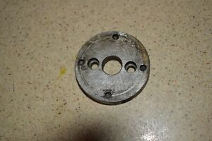 rt South Bend 14 Fourteen Lathe Dial Backing Plate p43