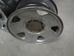 2005 2007 Ford F250 F350 Superduty Pickup Truck Oem 17 Inch Chrome Wheel Rim
