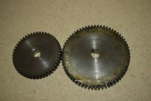 rt South Bend 14 Fourteen Lathe Change Gears p51
