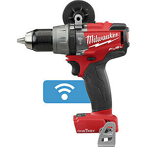 Milwaukee 2706 20 M18 Fuel With One key 1 2 Hammer Drill driver tool Only New