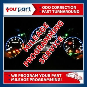 odometer Correction Programming 07 08 Element Instrument Cluster Speedometer