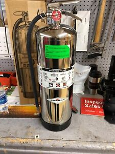 2 1 2 Gallon Water Fire Extinguisher