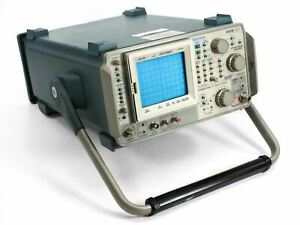 Tektronix 492b Programmable Spectrum Analyzer 10 Khz To 21 Ghz Opt 8