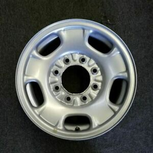 17 Chevy Silverado Suburban 2500 3500 Pickup 2011 2018 Steel Oem Wheel Rim 8095