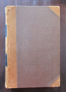 1870 The London Lancet Medical Surgical Journal Full Year Leather Illustrated Vg