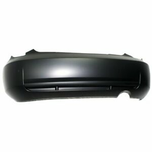 Bumper Cover For 2000 2001 2002 2003 2004 2005 Toyota Celica Rear Paint To Match