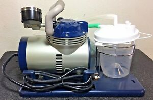New Unused Mada Model 172bs ii Medical Suction Vacuum Pump Unit System 115 Volt