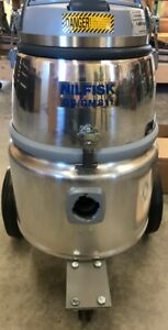 Nilfisk Gs gm 811 Industrial Hepa Vacuum Brand New Free Shipping