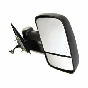 Power Mirror For 2003 2006 Chevy Silverado 2500 Hd Right Manual Fold With Signal
