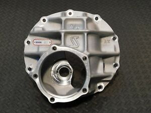 Strange 9 Inch Ford Aluminum Differential rear End Case W 3 250 Carrier Bearing