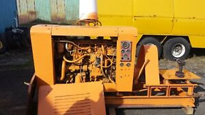 Perkins Diesel 236 4 Cylinder Diesel Engine Chipper Free Shipping Rebuilt