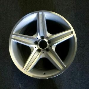 18 Mercedes Benz Amg Cls550 2008 2011 Rear Oem Factory Original Wheel Rim 85004