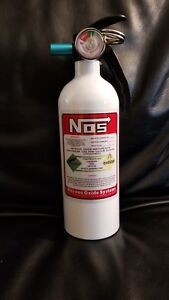 New Nos Fire Extinguisher Looks Like Nitrous Bottle Rat Hot Man Cave