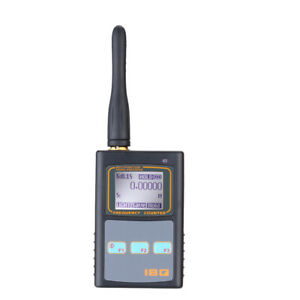 Data Hold Digital Frequency Counter Meter 50mhz 2 6ghz For Two Way Radio E4w1