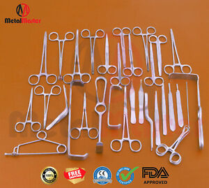 Premium Quality Material Minor Surgical Instruments And Veterinary Instruments