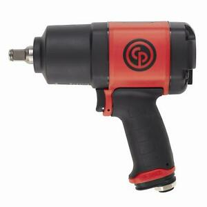 Chicago Pneumatic Air Tool Composite Impact Wrench 1 2 In Each