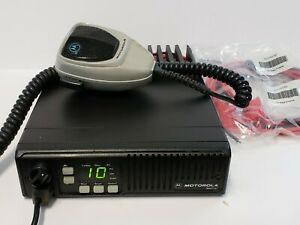 Motorola Maxtrac low Band Mobile Radio 42 50 Mhz D51mja97a5ak