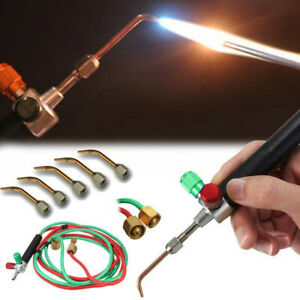Jewelry Gas Welding Mirco Torch Jewelers Soldering Brazing Cutting Cut Tool