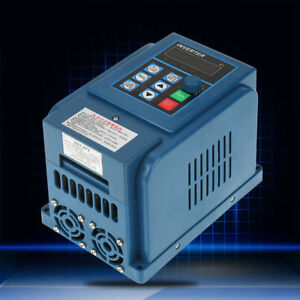 Single 3 phase Motor Governor Variable Frequency Drive Inverter Cnc 220 380v Xx