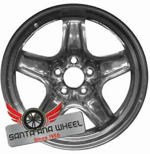 17 Chevy Malibu Saturn Aura Pontiac G6 2007 12 Oem Quality Steel Wheel Rim 8075