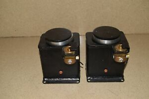 Optical Table Isolation Legs Lot Of 2