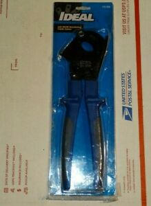 Ideal 400 Mcm Ratcheting Cable Cutter Model 35 056