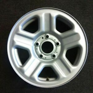 16 Inch 2007 2017 Jeep Wrangler Oem Factory Original Steel Wheel Rim Gray 9072