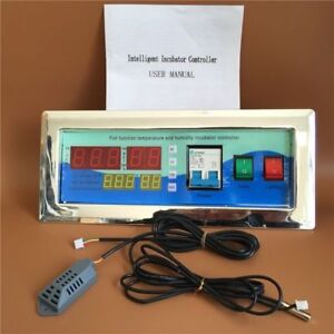 Xm 18 E Controller Automatic Multifunction Incubator Management System