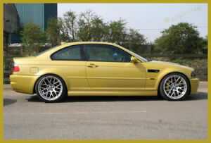 18 X8 5 9 5 Avant Garde M359 Wheels Set 01 Bmw E46 M3 Rims Bbs Csl Competition