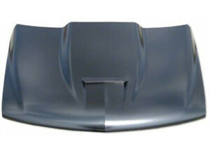 New Ram Air Style Steel Cowl Hood For 1999 2002 Chevrolet Silverado 1500 Pick Up